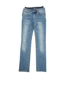 Armani Jr - 5 pocket jeans