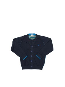 Armani Jr - Cotton Cardigan