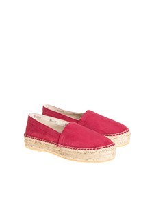 Virreina 1958 - Leather espadrilles