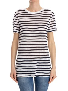 T Alexander Wang - Striped t-shirt