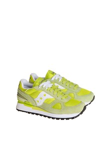 Saucony - Shadow Original sneakers in lime green