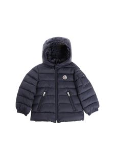 Moncler Jr - Blue Jules down jacket
