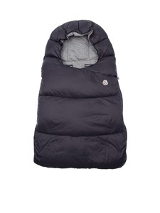 Moncler Jr - Blue down baby carrier
