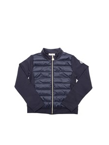 Moncler Jr - Padded sweatshirt