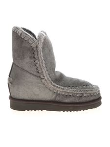 Mou - Eskimo 18 ankle boots in grey