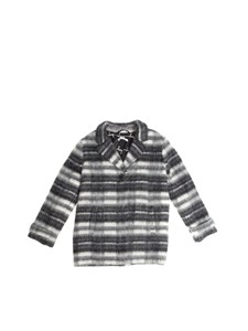 LIU JO Junior - Checked Coat