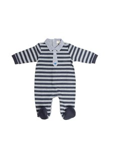 Armani Jr - Cotton rumper suit