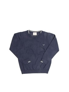 Armani Jr - Crew neck sweater