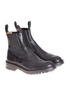 Tricker's - Henry leather ankle boots