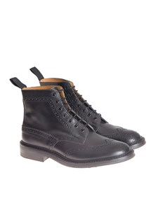 Tricker's - Stivaletto in pelle