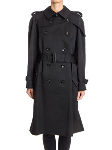 Comme Des Garçons - Double-breasted trench