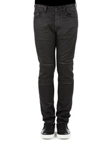 Marcelo Burlon - 5 pocket jeans