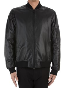Z Zegna - Leather jacket