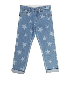 Stella McCartney Kids - 5 pockets jeans