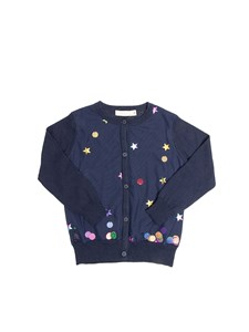 Stella McCartney Kids - Cardigan girocollo