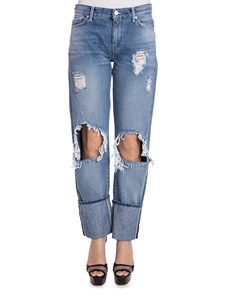 7 For All Mankind - Roll up jeans