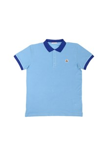 Moncler Jr - Polo in pique