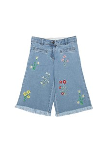 Stella McCartney Kids - Jeans a zampa