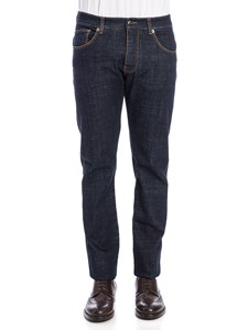 Ermanno Scervino - 5 pocket jeans