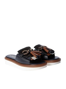 Tod's - Leather sandals
