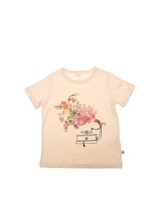 Stella McCartney Kids - T-shirt girocollo