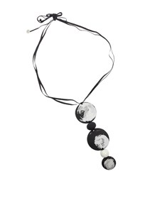 Maria Calderara - Handmade necklace