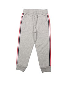 Moncler Jr - Comfortable cotton pants