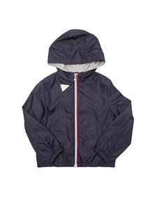 Moncler Jr - New Urville blue jacket