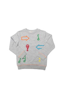 Stella McCartney Kids - Crewneck sweatshirt