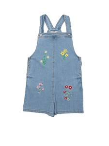 Stella McCartney Kids - Salopette in denim