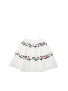 Ermanno Scervino Jr - Cotton skirt