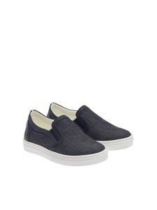 Moncler Jr - Charles Slip on