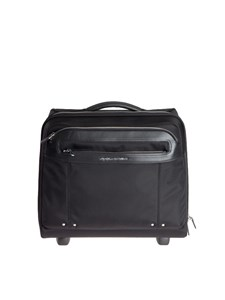 PIQUADRO - Cabin size trolley (Link Collection)