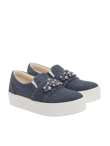 Liujo - Slip on in denim