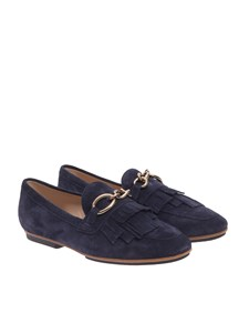 Tod's - Suede moccasins