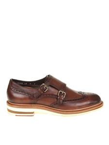Santoni - Monk strap shoes