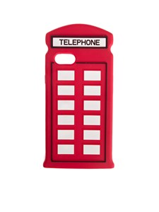 Lulu Guinness - iPhone 7 Telephone case