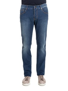 Ermanno Scervino - Cotton stretch jeans