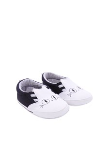 Karl Lagerfeld Kids - Fabric shoes