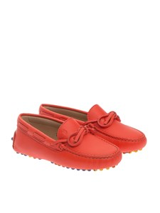 Tod'S Junior - Leather moccasins