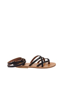 K. Jacques - Zenobie F cc sandals