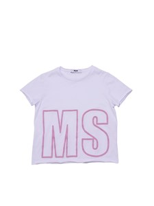 MSGM - Cotton t-shirt