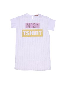 N°21 Kids - Round neck dress