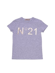 N°21 Kids - Cotton t-shirt
