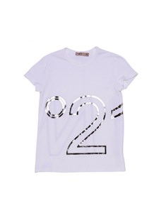 N°21 Kids - Round neck T-shirt