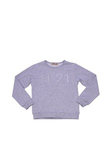 N°21 Kids - Round neck sweatshirt