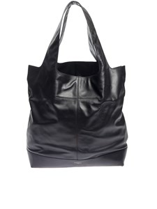 Givenchy - Leather shopping bag