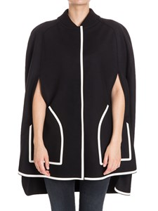 Versace Collection - Wool cape