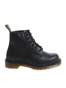 "Dr. Martens - Leather ankle boots ""101"""
