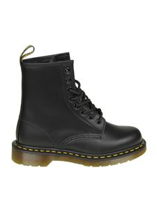Dr. Martens - 1460 Smooth ankle boots in black